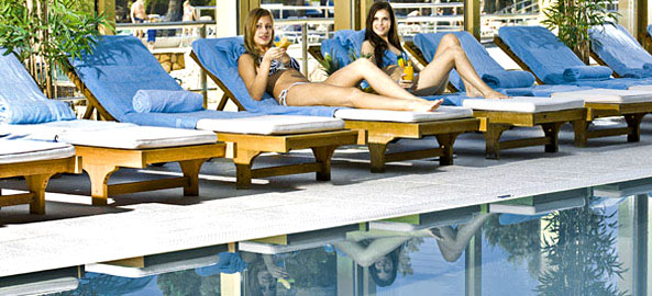 Hotele z basenem krytym na Majorce