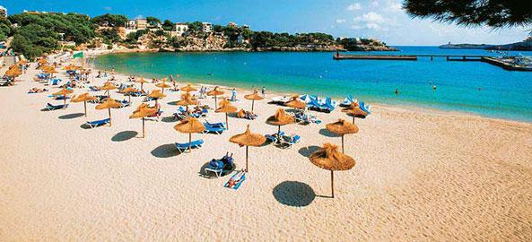 Hotele blisko plaży na Majorce